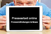 Pressemitteilungen veröffentlichen – News lesen